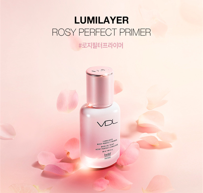 belif Lumilayer Rosy Perfect Primer