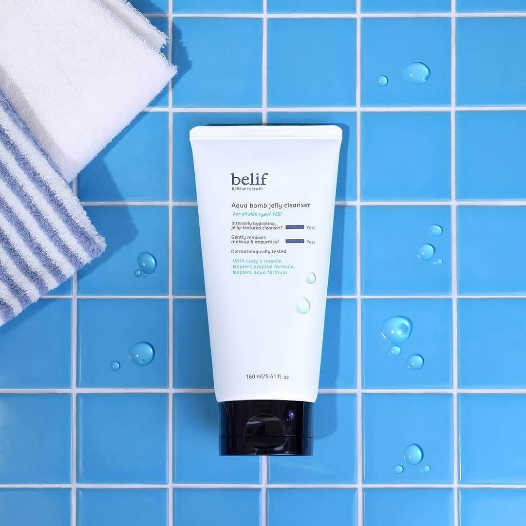Belif Bomb Jelly Cleanser