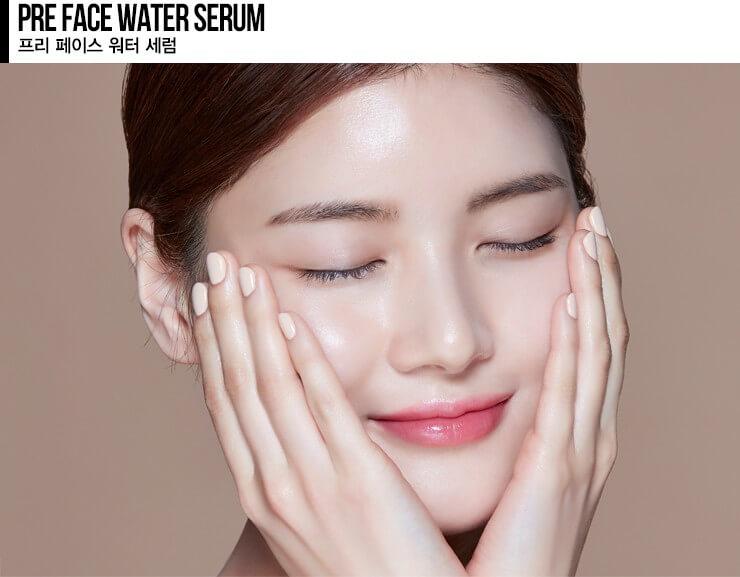 eSpoir Pre Face Water Serum 溫和清爽補濕精華水