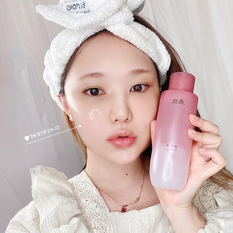 Hanyul 韓律紅米精華深層保濕柔膚水