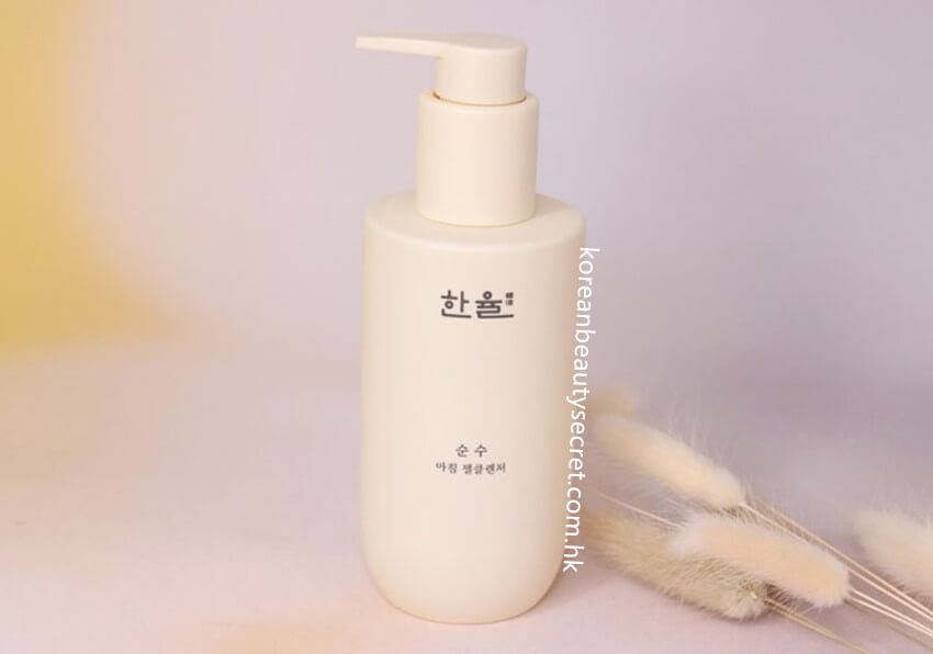 Hanyul Pure Morning Gel Cleanser