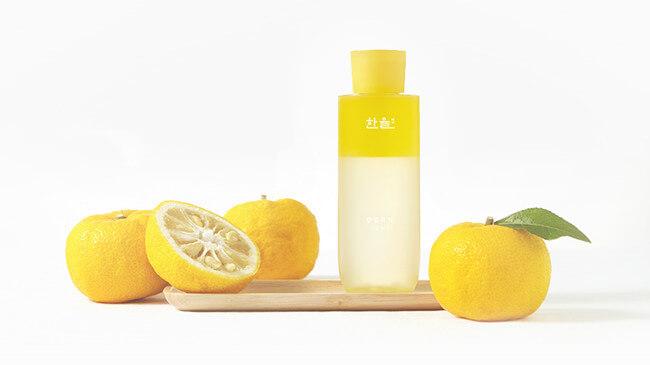 韓律柚子保濕精華爽膚水