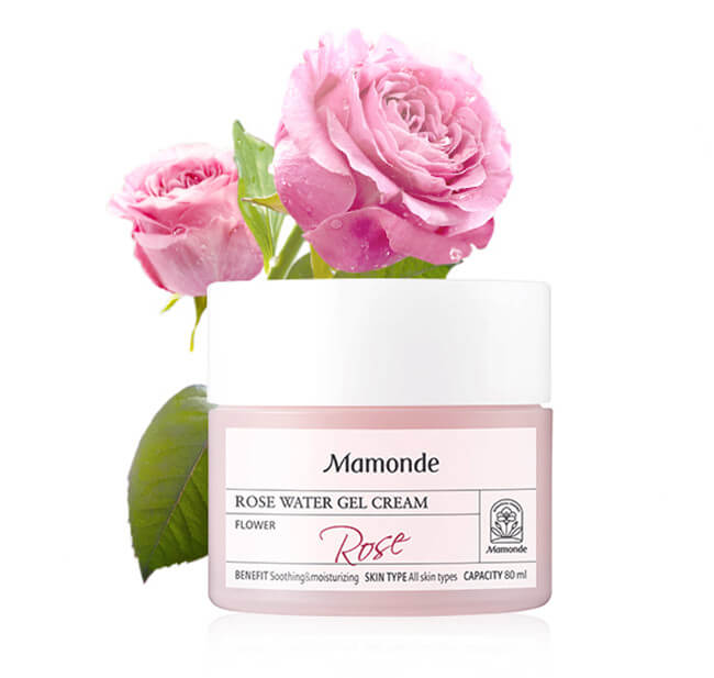 Mamonde 玫瑰面霜