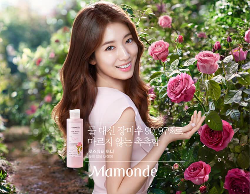 Mamonde 玫瑰水