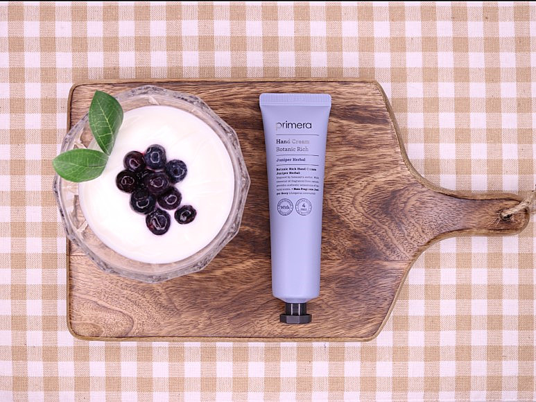 Primera Botanic Rich Hand Cream Juniper Herbal