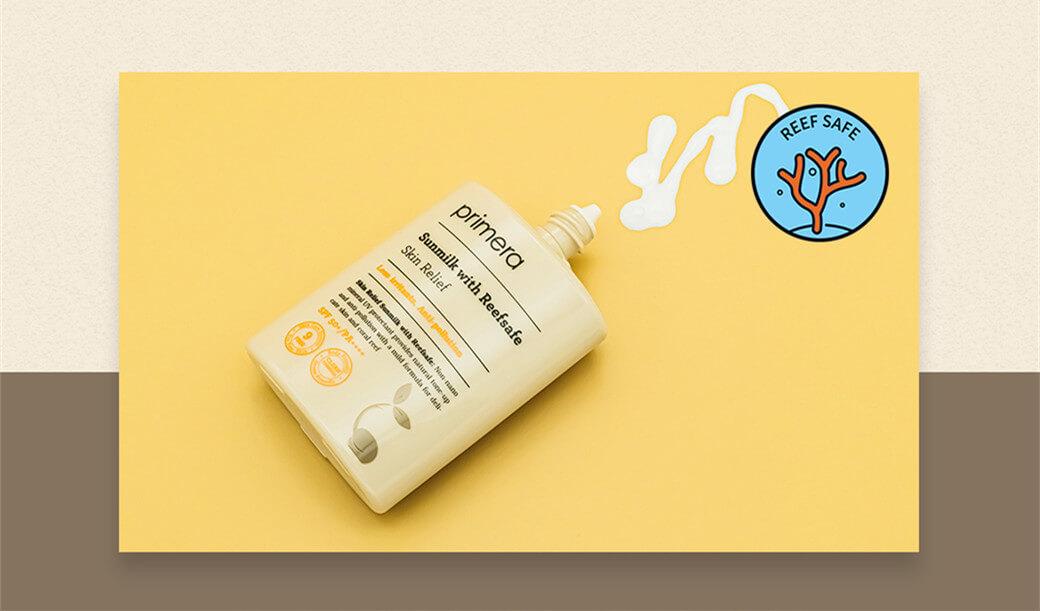 Primera Skin Relief 水感全效輕透 (海洋友善) 防曬乳液