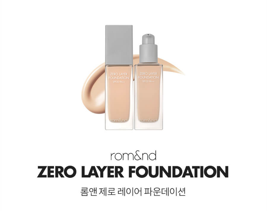 Romand Zero Layer Foundation