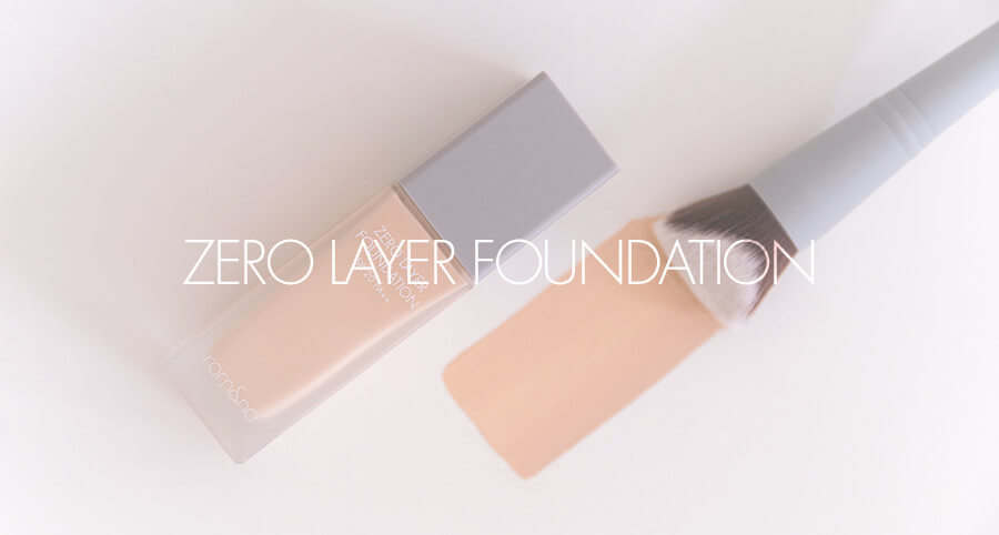 Romand Zero Layer Foundation SPF 20 PA++