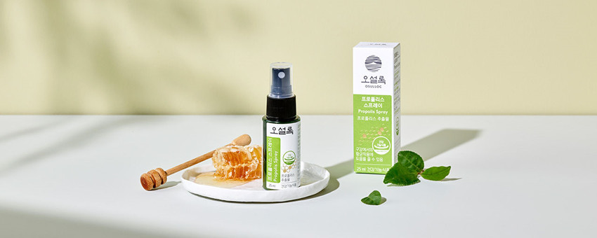 Osulloc Propolis Spray 蜂膠抗菌口腔噴霧