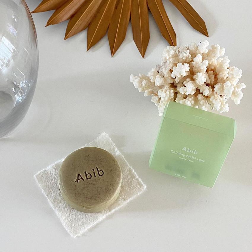 Abib Calming facial soap