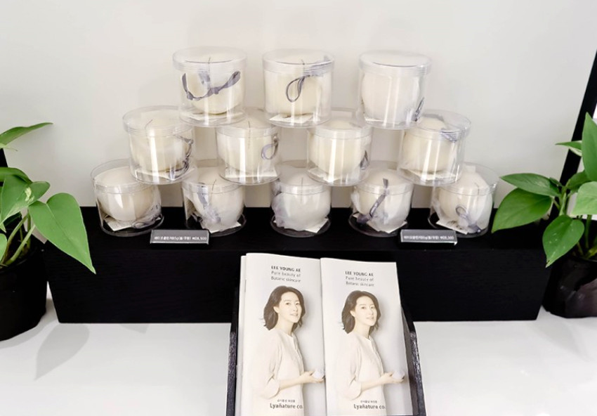 Lyanature 高效抗氧化控油雪球潔面皂
