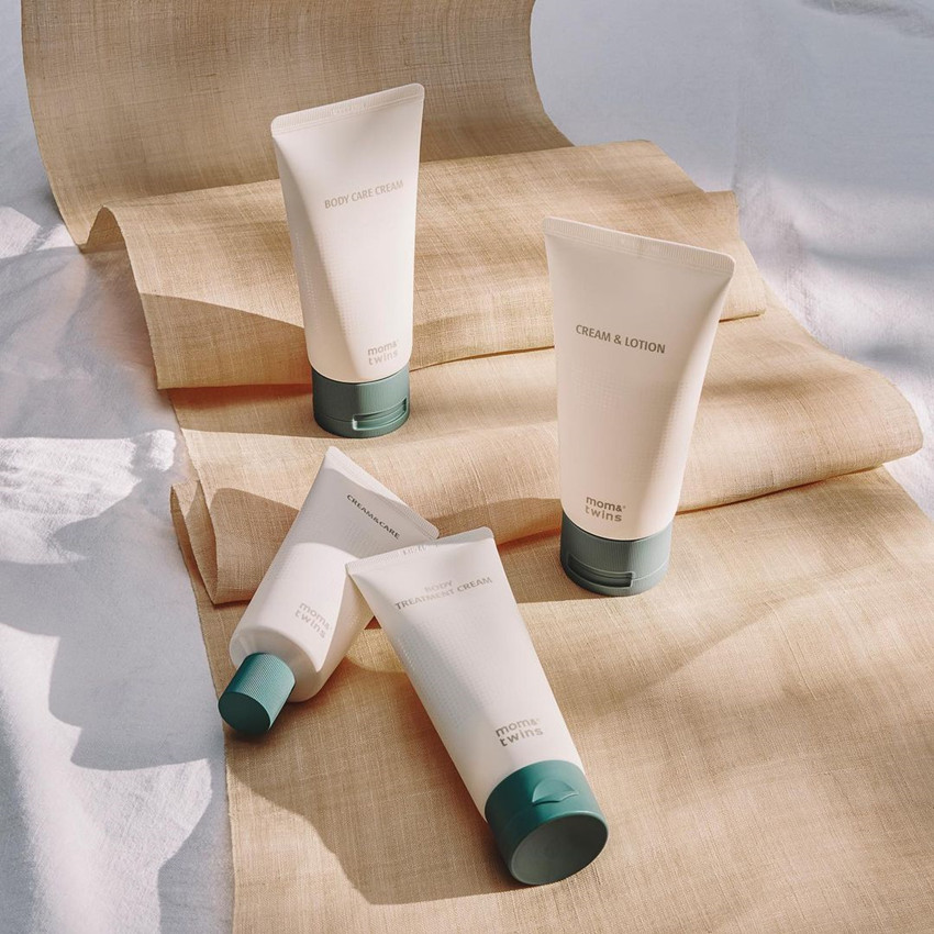 Lyanature Lee Young Ae Mom&Twins Cream & Lotion