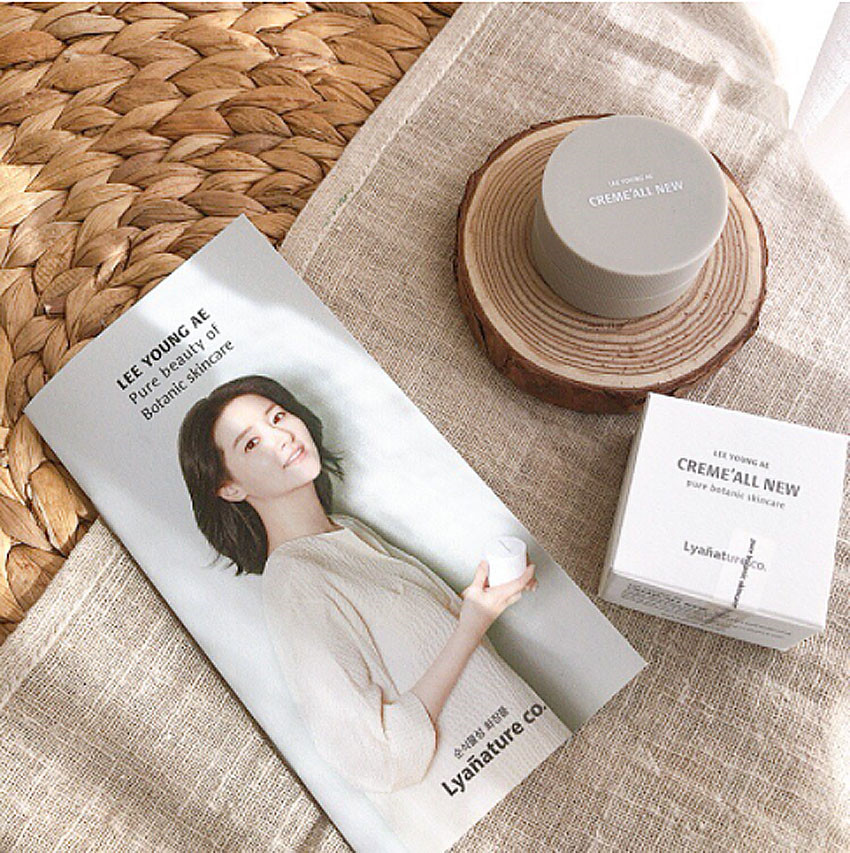 Lyanature Lee Young Ae Crème All New
