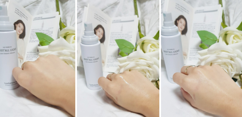 Lyanature Lee Young Ae Mist'All Light