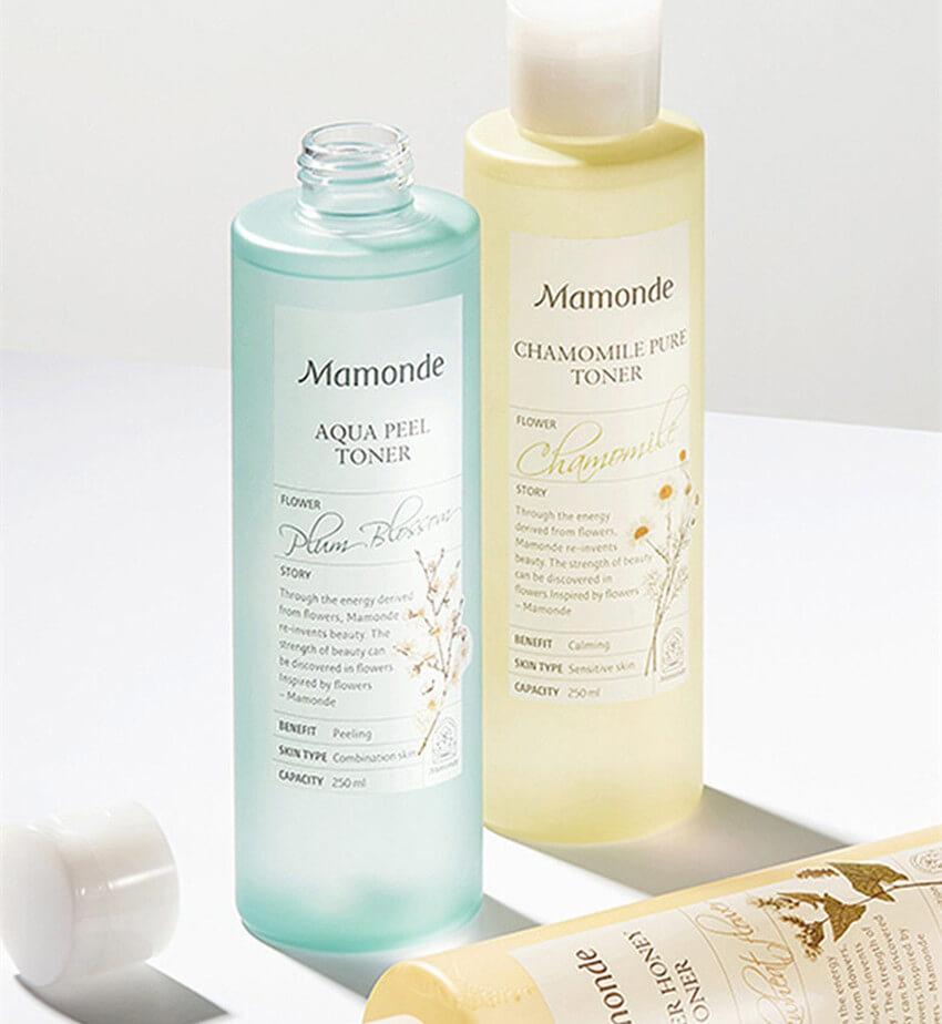 Mamonde Aqua Peel Toner