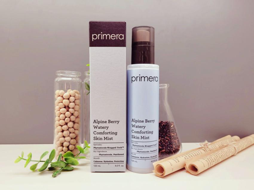 Primera Alpine Berry Watery Comforting Skin Mist
