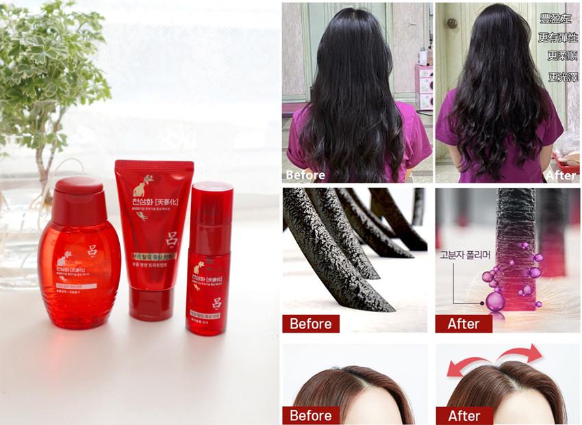 Ryo Hair Loss Relief Volume Set