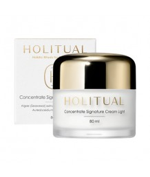 Holitual Concentrate Signature Cream Light 輕盈細緻毛孔修復乳霜