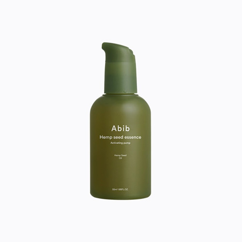 Abib Hemp Seed Essence Activating Pump 大麻籽激活精華