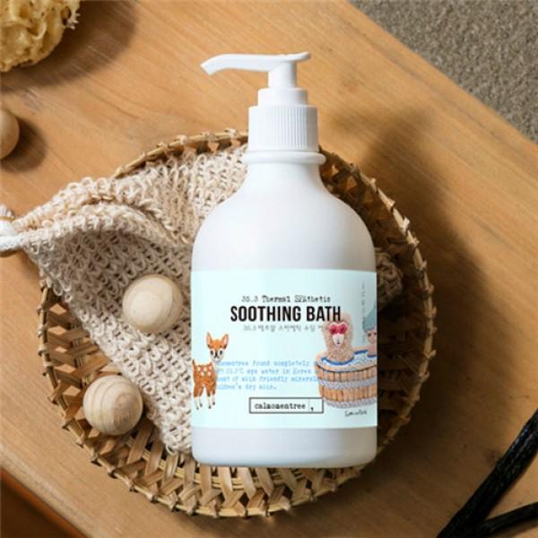 Calmomentree 35.3 Soothing Bath 溫泉水療保濕養顏2合1洗面+沐浴露