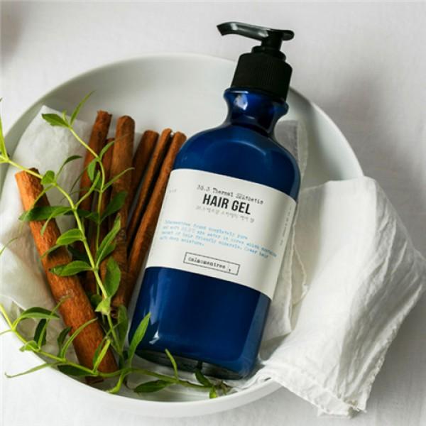 Calmomentree 35.3 Hair Gel 溫泉水療柔順護髮啫喱 (纖細及毛躁髮質)