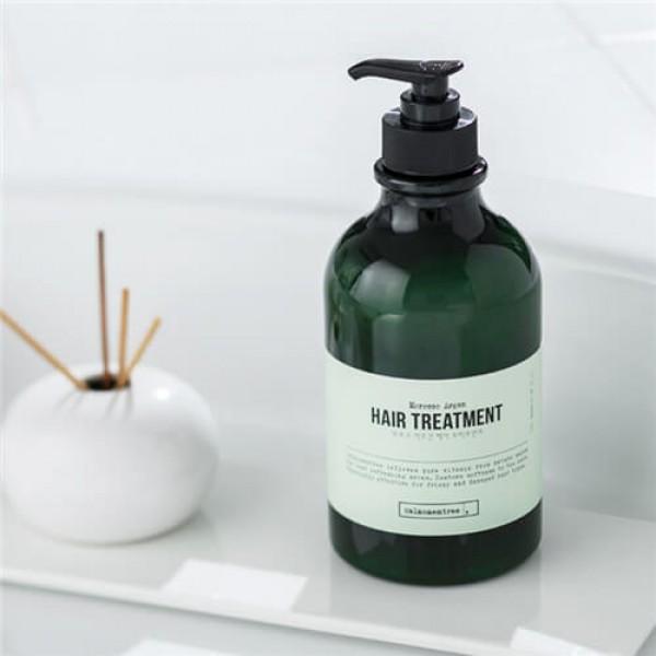 Calmomentree Morocco ArganTreatment 摩洛哥堅果2in1護髮素 + 修護髮膜 650ml