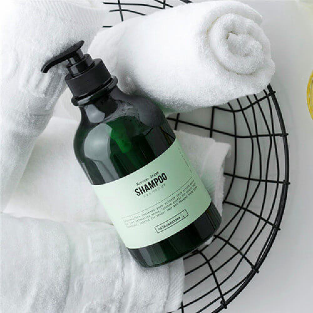 Calmomentree Morocco Argan Shampoo 摩洛哥堅果洗頭水 650ml