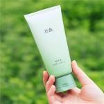 Hanyul Pure Artemisia Calming Foam Cleanser 小艾草高保濕排毒泡沫潔面乳