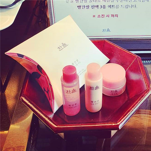 Hanyul Red Rice Essential Travel Set 韓律紅米精華3件旅行裝