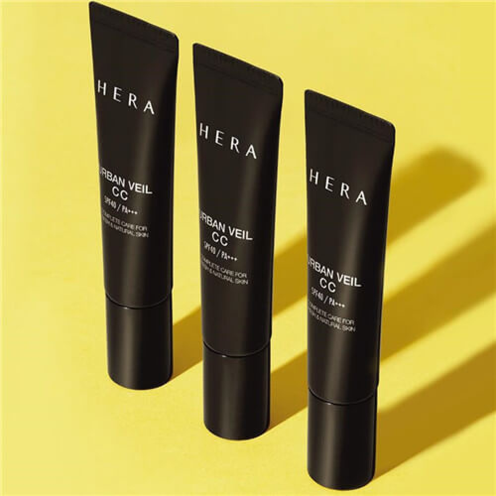 Hera Urban Veil CC Cream SPF40/PA+++ 都市微霧修飾CC霜