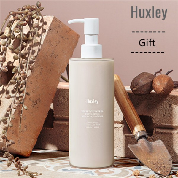 Huxley Body Lotion : Moroccan Gardener 仙人掌摩洛哥花園保濕身體乳