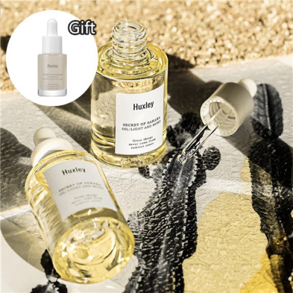 Huxley Secret of Sahara Oil 有機天然秘密之泉精華油 ♥ Light and More