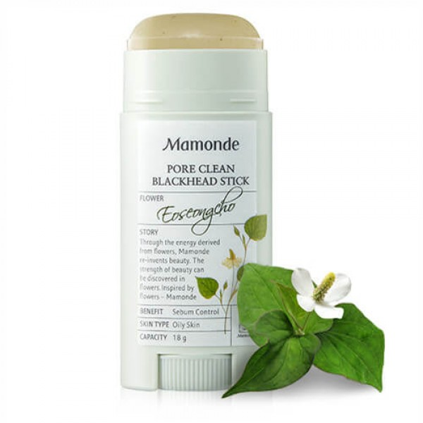 Mamonde Pore Clean Blackhead stick 去粉刺去黑頭棒