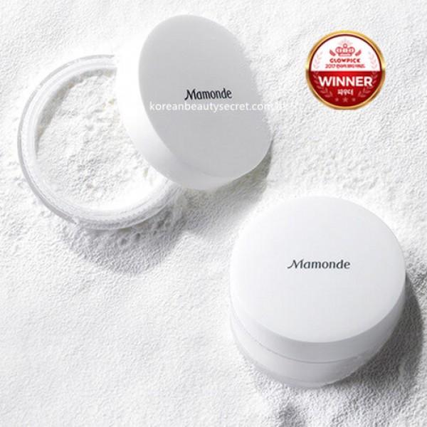 Mamonde Cotton Veil Powder 棉花絲柔控油保濕碎粉 15g