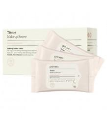 Primera Make-up Renew Tissue 補妝神器卸妝濕紙巾