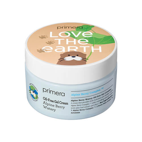 Primera Watery Oil-Free Gel Cream 2020 limited edition 100ml 淨肌無油保濕啫喱面霜限量版