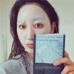 Abib Gummy Sheet mask : Hyaluron sticker 透明質酸沁潤糖黐豆面膜 ♥ 1盒10塊