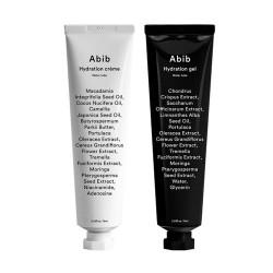 Abib 保濕補水滋潤美白面霜 + 啫喱水份面霜