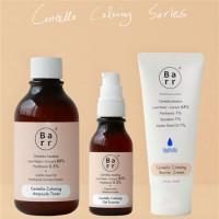 Barr.  Centella Calming Series. Toner  + Gel Essence + Cream 積雪草魔法系列