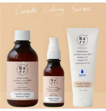 Barr.  Centella Calming Series. Toner  + Gel Essence + Cream 積雪草魔法系列