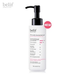 Belif Mild Double Cleansing Foam Gel 多效綿滑溫和卸妝潔面啫喱