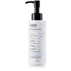 Belif Cleansing Oil Fresh 無患子清爽卸妝油