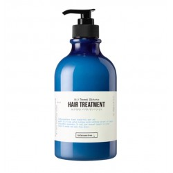 Calmomentree 35.3 Thermal SPAthetic Teatment 溫泉水療抗壓舒緩2in1護髮素 + 修護髮膜