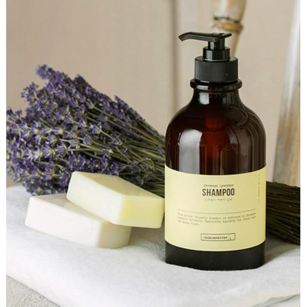 Calmomentree Provence Lavender Shampoo 普羅旺斯薰衣草保濕洗頭水