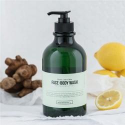 Calmomentree French Lemon Balm Face/Body Wash  2合1法國檸檬生薑洗面+沐浴露