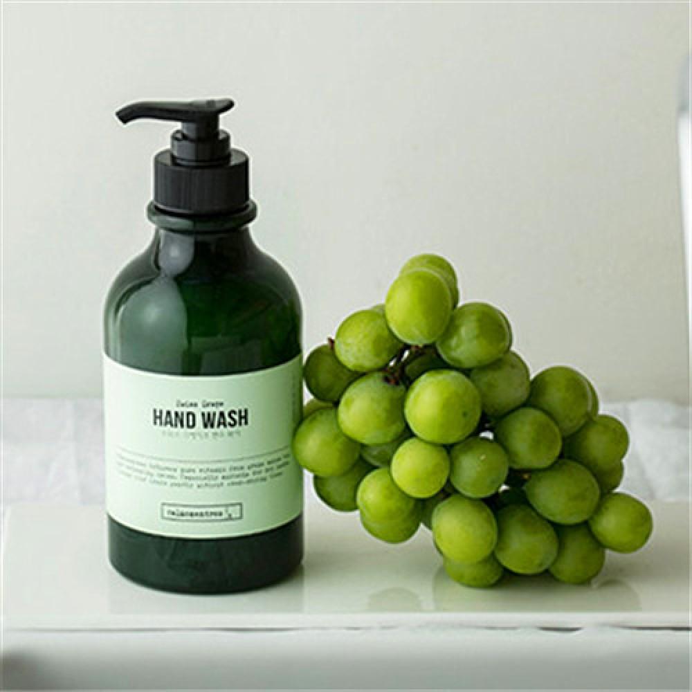 Calmomentree Swiss Grape Hand Wash 瑞士青葡萄洗手液 480ml