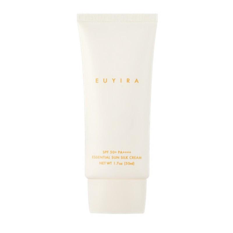 Euyira Essential Sun Silk Cream 全日發光倍護保濕防曬乳霜