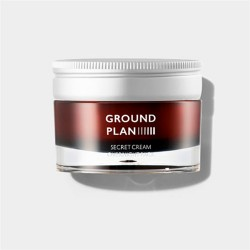 Ground Plan Secret Cream Overnight Mask pack 魔法保濕睡眠面膜