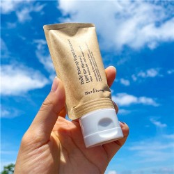 Herbloom Tone Up Vegan Sunscreen 偽素顏美白保濕防曬霜 SPF50+ PA++++