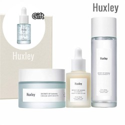 Huxley Anti-Gravity Trio 仙人掌緊緻抗氧修護3件套裝 Firming All Day